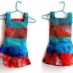 Golan Dress I  (front & back)