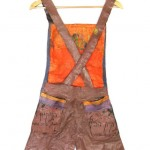 Overall (back)made of Recycled Plastic Bags