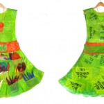 What is your Story (front & back) made of Recycled Plastic Bags